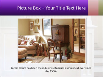 Comfortable Bench PowerPoint Template - Slide 15