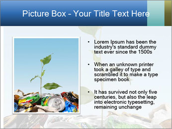 Metalic Can Garbage PowerPoint Template - Slide 13