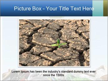 Metalic Can Garbage PowerPoint Templates - Slide 15