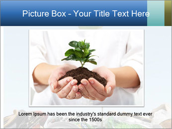 Metalic Can Garbage PowerPoint Templates - Slide 16