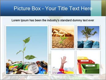 Metalic Can Garbage PowerPoint Template - Slide 19