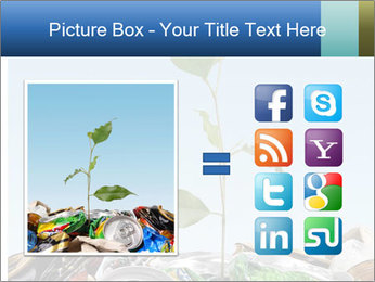 Metalic Can Garbage PowerPoint Template - Slide 21