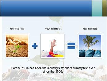 Metalic Can Garbage PowerPoint Templates - Slide 22