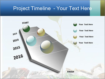 Metalic Can Garbage PowerPoint Templates - Slide 26
