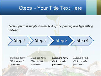 Metalic Can Garbage PowerPoint Templates - Slide 4