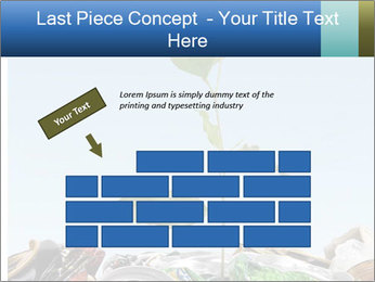 Metalic Can Garbage PowerPoint Template - Slide 46
