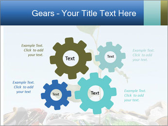 Metalic Can Garbage PowerPoint Template - Slide 47