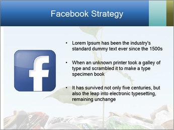 Metalic Can Garbage PowerPoint Templates - Slide 6