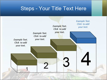 Metalic Can Garbage PowerPoint Template - Slide 64