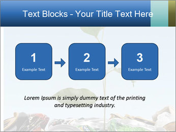 Metalic Can Garbage PowerPoint Template - Slide 71