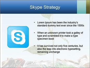 Metalic Can Garbage PowerPoint Templates - Slide 8
