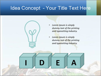 Metalic Can Garbage PowerPoint Template - Slide 80