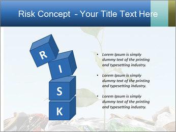 Metalic Can Garbage PowerPoint Templates - Slide 81