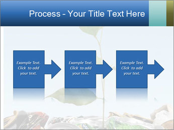 Metalic Can Garbage PowerPoint Template - Slide 88