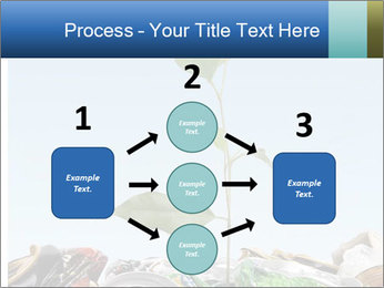 Metalic Can Garbage PowerPoint Template - Slide 92