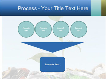 Metalic Can Garbage PowerPoint Template - Slide 93