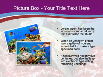 Diving Experience PowerPoint Template - Slide 20