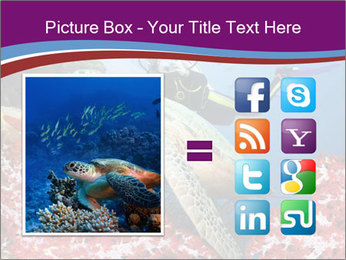 Diving Experience PowerPoint Template - Slide 21