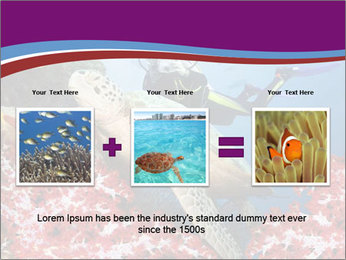 Diving Experience PowerPoint Template - Slide 22