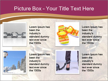 Chain For Elephant PowerPoint Template - Slide 14