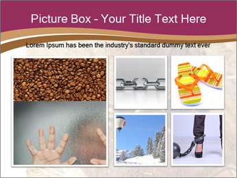 Chain For Elephant PowerPoint Template - Slide 19