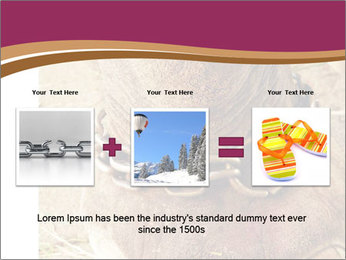 Chain For Elephant PowerPoint Template - Slide 22