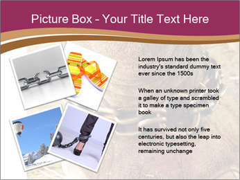 Chain For Elephant PowerPoint Template - Slide 23