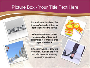 Chain For Elephant PowerPoint Template - Slide 24
