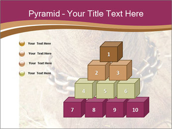 Chain For Elephant PowerPoint Template - Slide 31