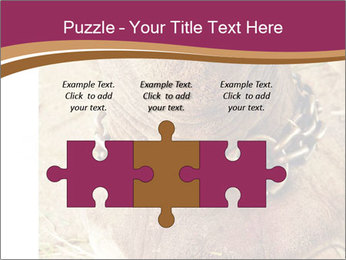 Chain For Elephant PowerPoint Templates - Slide 42