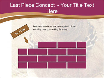 Chain For Elephant PowerPoint Template - Slide 46