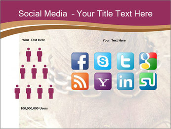 Chain For Elephant PowerPoint Template - Slide 5