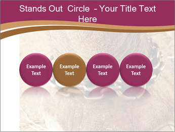 Chain For Elephant PowerPoint Template - Slide 76