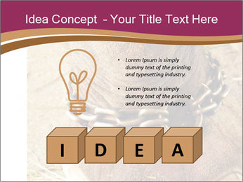 Chain For Elephant PowerPoint Template - Slide 80