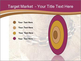 Chain For Elephant PowerPoint Template - Slide 84