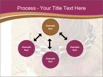 Chain For Elephant PowerPoint Template - Slide 91