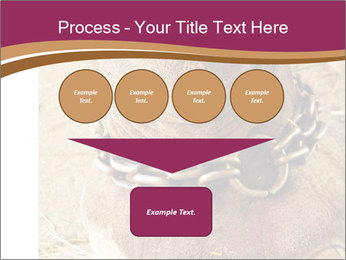 Chain For Elephant PowerPoint Template - Slide 93