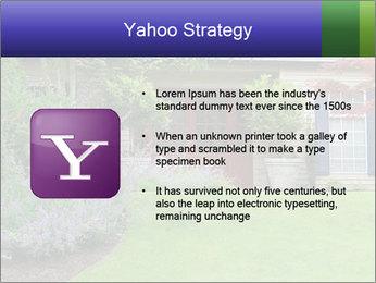 Green Neighbourhood PowerPoint Template - Slide 11