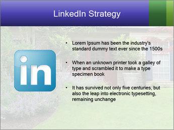 Green Neighbourhood PowerPoint Template - Slide 12