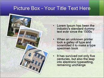 Green Neighbourhood PowerPoint Template - Slide 17