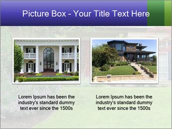 Green Neighbourhood PowerPoint Template - Slide 18