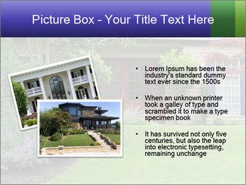 Green Neighbourhood PowerPoint Template - Slide 20