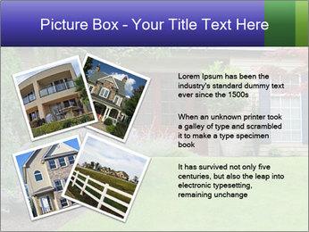 Green Neighbourhood PowerPoint Template - Slide 23
