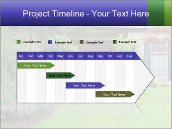 Green Neighbourhood PowerPoint Template - Slide 25