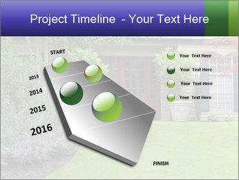 Green Neighbourhood PowerPoint Template - Slide 26