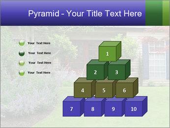Green Neighbourhood PowerPoint Template - Slide 31