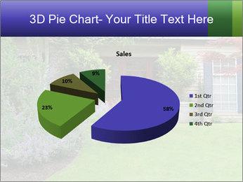 Green Neighbourhood PowerPoint Template - Slide 35