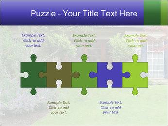 Green Neighbourhood PowerPoint Template - Slide 41