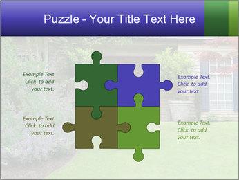 Green Neighbourhood PowerPoint Template - Slide 43