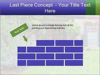 Green Neighbourhood PowerPoint Template - Slide 46